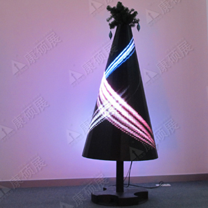 Christmas Tree LED Display